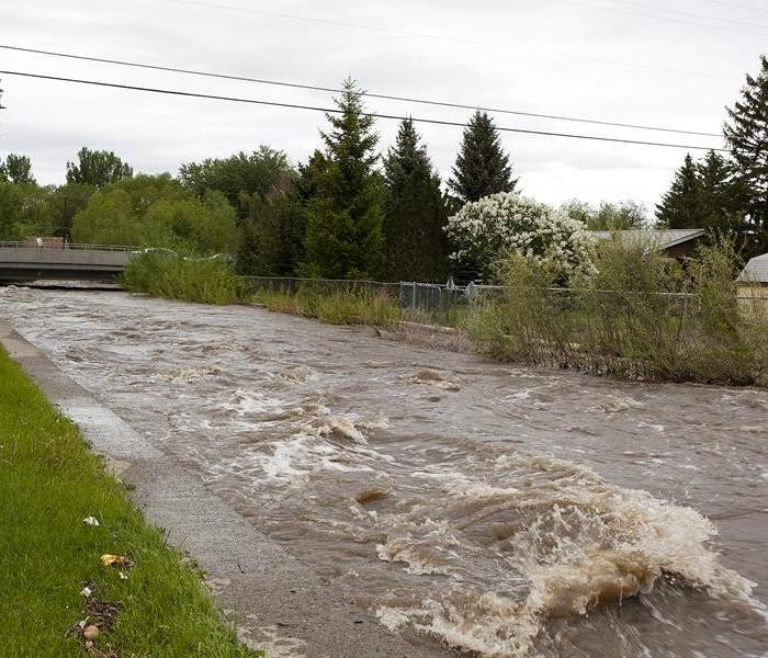 Storm Damage Spring Floods are coming: 4 ways they can get you