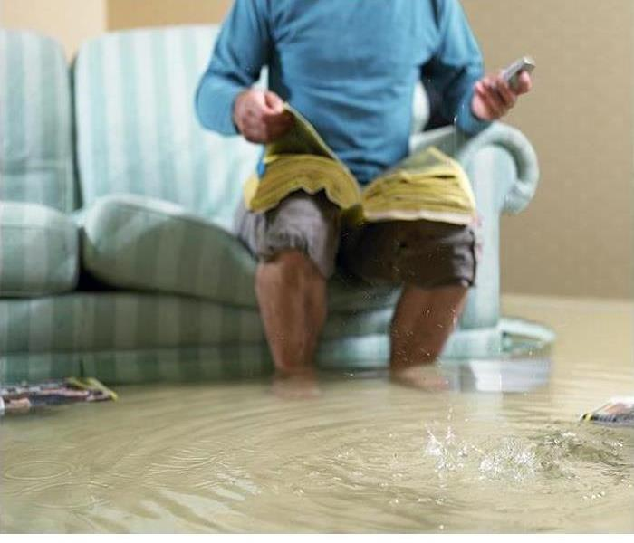 Water Damage Water Damage Restoration in Helena & Great Falls Homes